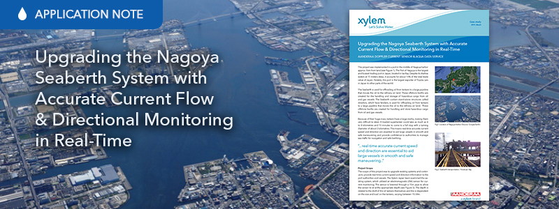 Application Note: Upgrading the Nagoya Seaberth System with Accurate Current Flow & Directional Monitoring in Real-Time